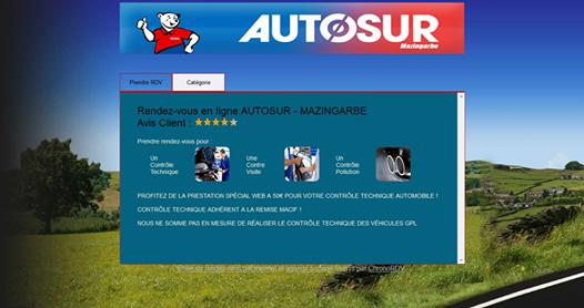 Partenaire Autosur Mazingarbe